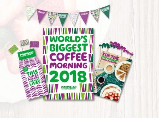 Macmillan Coffee 2018