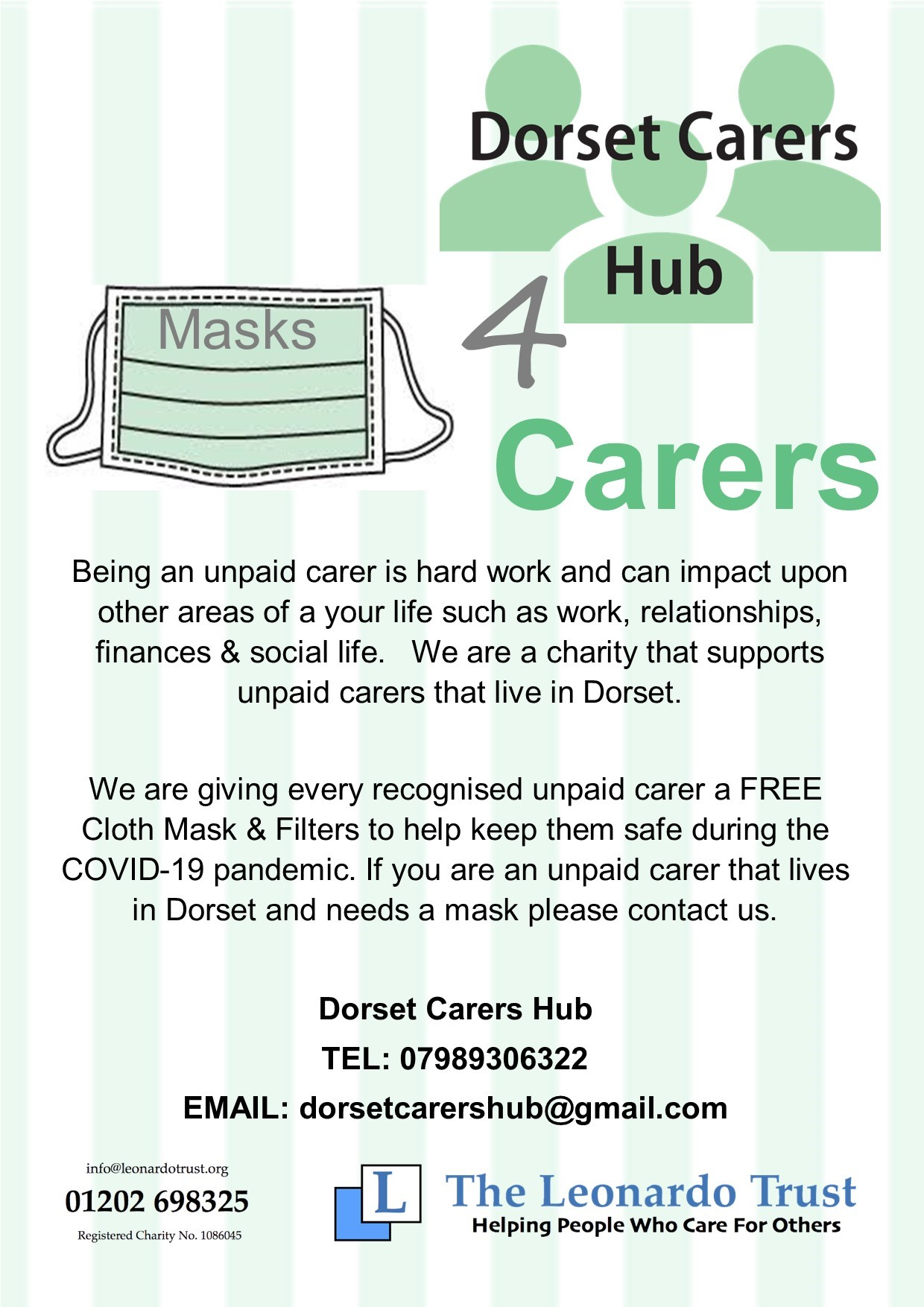Masks for Carers